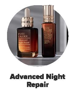 Two Advanced Night Repair bottles. Advanced Night Repair.