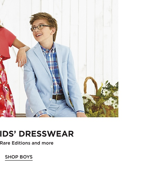 Up to 40% off Kids' Dresswear from Bonnie Jean, IZOD, Rare Editions and more - Shop Boys