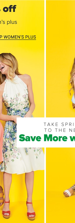 Three women wearing sleeveless, knee length Easter dresses and sandals. Up to 50% off after coupon women's and women's plus dresses Shop women. Shop women's plus.