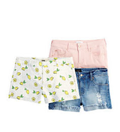 An assortment of shorts in a variety of colors & styles. Shop shorts.
