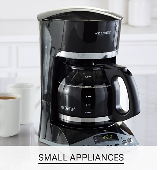 A black coffee maker Small appliance. Shop now.