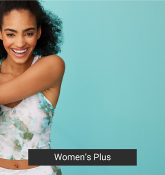Women's plus.