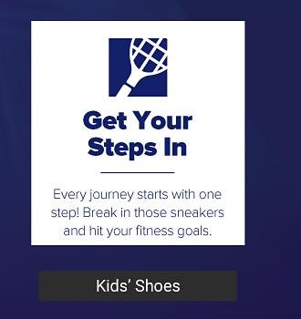Kids' shoes.