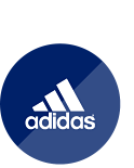 Shop by brand. Adidas.