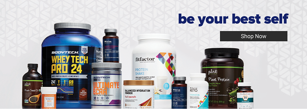 A variety of protein powders and supplements. New. The Vitamin Shoppe. Be your best self. Shop now.
