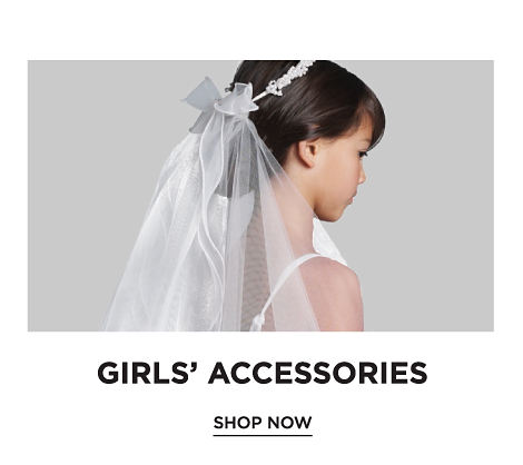 Girs' Accessories. Shop Now.