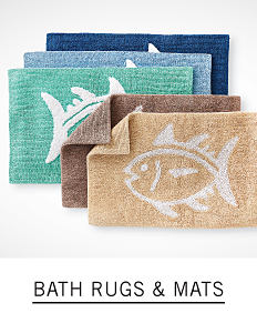 A variety of bath mats. Shop bath rugs and mats.