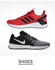 best sneakers d3a74 3033c Two different styles of men s sneakers. Shop shoes.