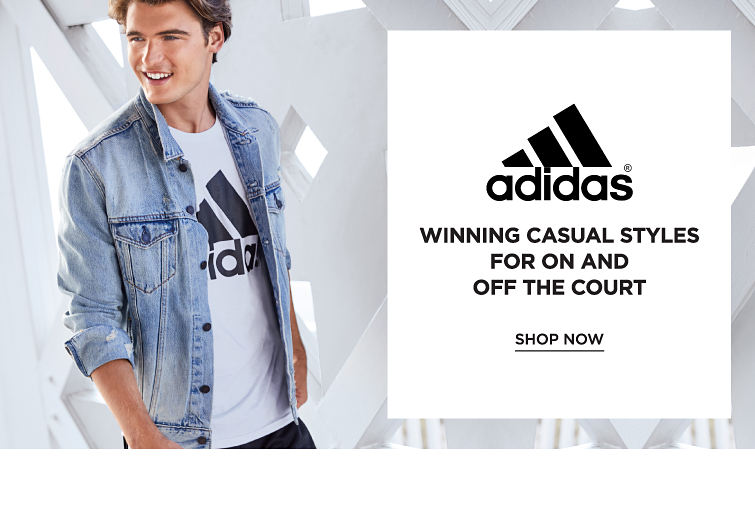 Adidas Winning Casual Styles For On And Off The Court | Shop Now
