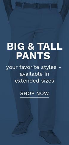 Big&Tall Pants