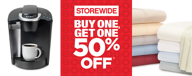 Storewide Buy One get One 50% Off | Shop Now