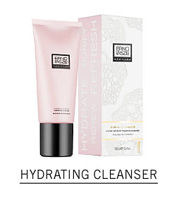 3 cleanser products. Shop hydrating cleanser.