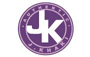 J Khaki Logo