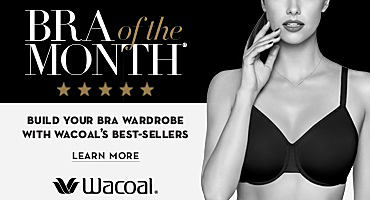 Wacoal bra of the month.