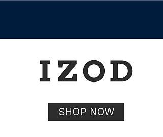 Shop Izod.