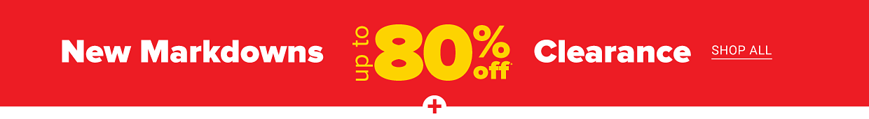 Our best clearance prices are here. Up to 80% off. Shop wll.