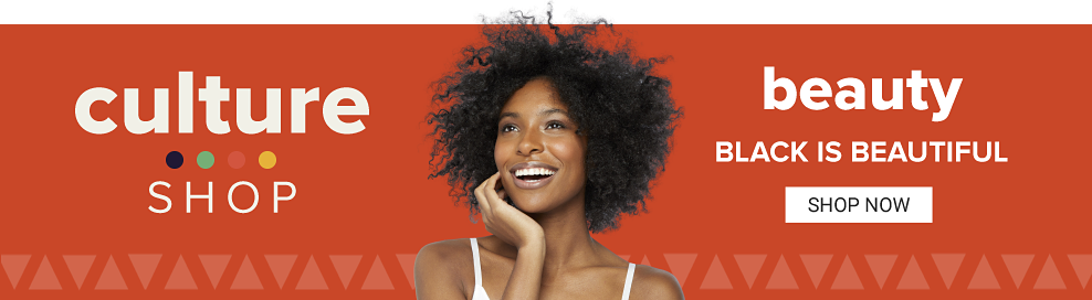 A closeup of a model's fresh face. Get glowing with beauty for all skin tones.
