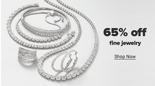 65% off fine jewelry. Shop now.