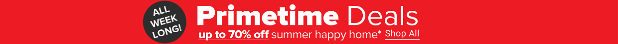 Summer Happy Home. Up to 70% off decor, dinnerware, small appliances, luggage, bedding, bath and more. Shop all.