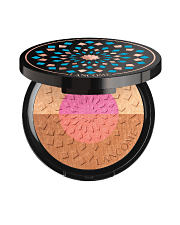 A Lancome bronzer and blush compact. Shop Lancome.