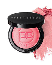 A Bobbi Brown pink blush. Shop Bobbi Brown.