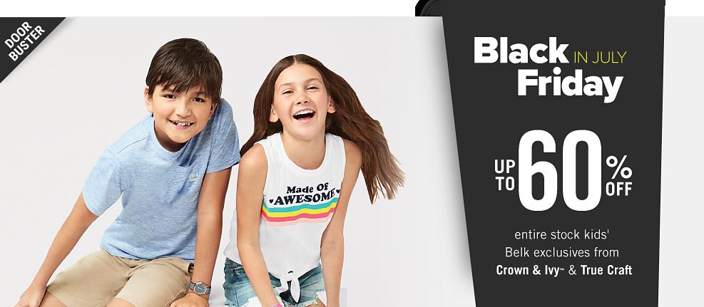 447aea0ffc Kids' Clothes | Children's Clothes | belk