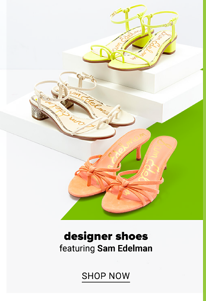 Criss cross strap slide on sandals in white, tan and coral. Designer shoes from Jack Rogers, Sam Edelman and more. Shop now.