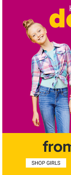 84dc2276d A girl in a tank topped with a flannel shirt and jeans next to a boy