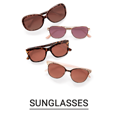 An assortment of sunglasses in a variety of colors & styles. Shop sunglasses.