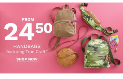 Handbags featuring True Craft™ from $24.50. Shop Now.
