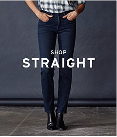 Levi's straight jeans shop straight
