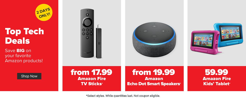 Top Tech Deals