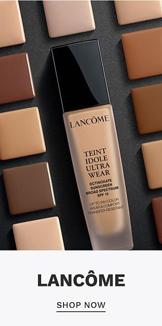 Lancome foundation. Lancome. shop now.