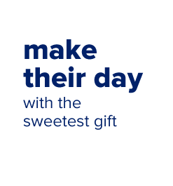 Make their day with the sweetest gift.