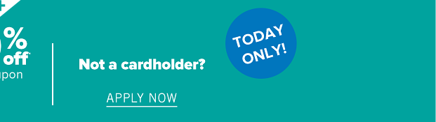 Even more savings for Belk Rewards cardholders. Nor a cardholder? Apply now.