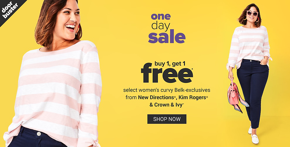 81a24ed82285a Plus Size Clothing & Trendy Plus Size Clothing for Women | belk