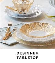 Designer Tabletop