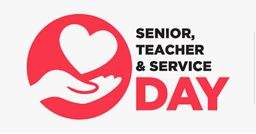 SENIOR TEACHER AND SERVICE DAY
