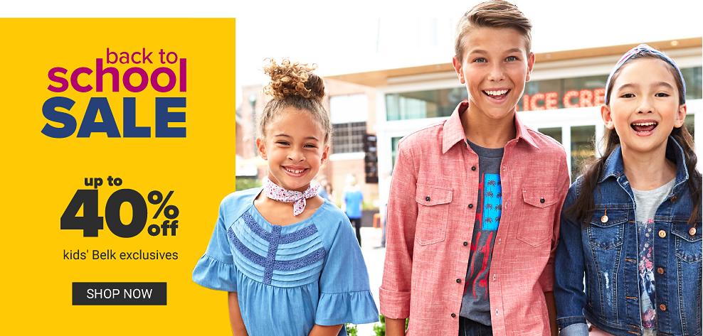 29276e4c4 Kids' Clothes | Children's Clothes | belk