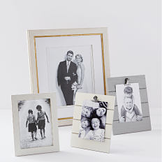 4 photo frames in a variety of sizes and styles. Shop home decor.