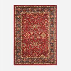 A printed rug. Shop rugs.