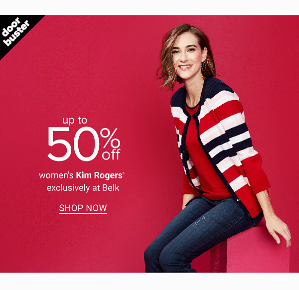 up to 50% off women's Kim Rogers - Shop Now