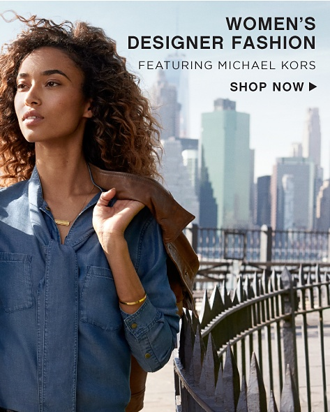 Women's Designer Fashion featuring Michael Kors - Shop Now