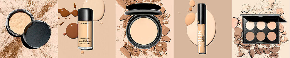 Embrace Every Shade of You with the Studio Fix collection, now matching more shades and undertones than ever before. Express your individuality with SIXTY shades of Studio Fix Foundation, FIFTY THREE shades of Studio Fix Powder and NEW Studio Fix 24-Hour Smooth Wear Concealer.