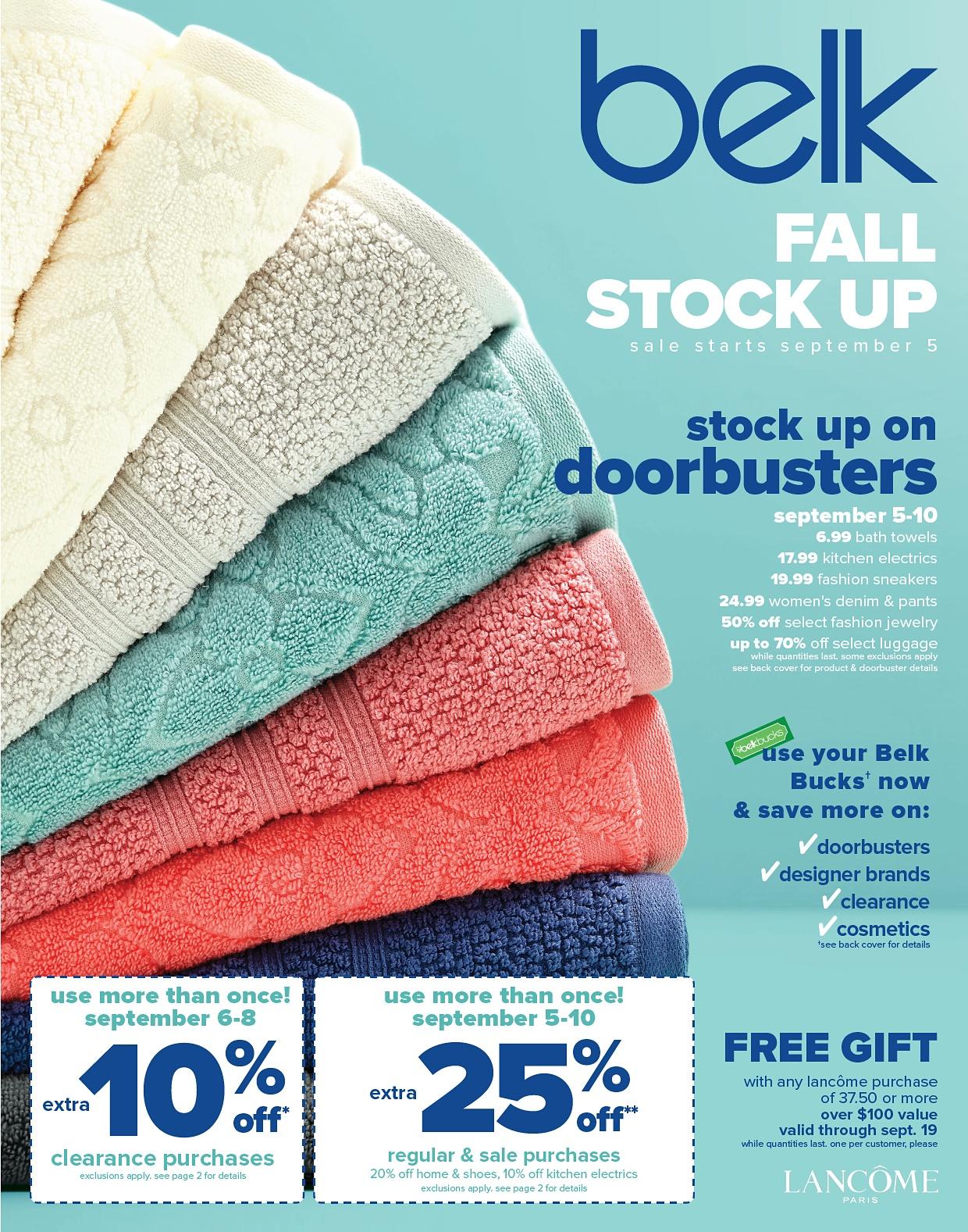 Catalogs & Sales Ad | belk