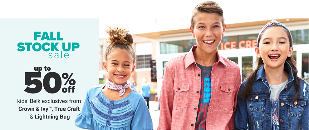 Kids' Clothes | Children's Clothes | belk