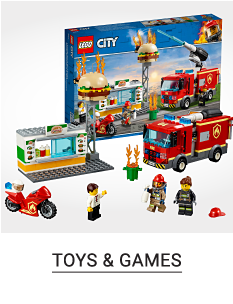 An assortment of toys & games. Shop toys & games.
