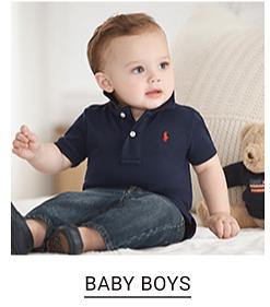 Shop baby boys.