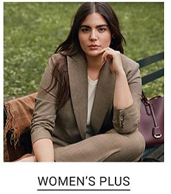 Shop women's plus.