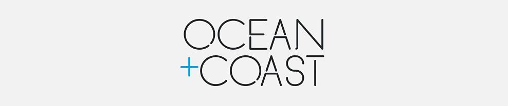 Ocean and Coast logo.